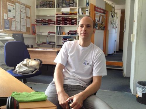Freifunk: Opennet Rostock, Mathias Mahnke